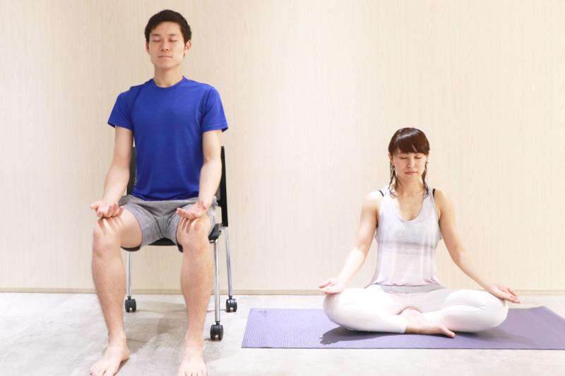 呼吸・瞑想